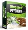 Thumbnail Blogging Paycheck