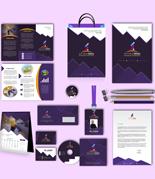 Pay for Informa Tech Print Design Template