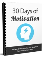 Pay for 30 Days of Motivation