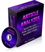 Pay for Article Analyzer