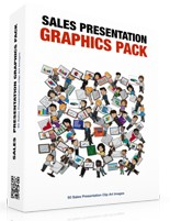 Pay for Sales Presentation Graphics Pack