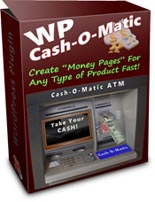 Pay for WordPress Cash O Matic