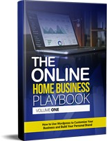 Pay for Online Home Business Playbook