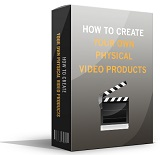 Pay for Create Your Own Physical Video Products