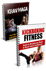 Pay for Self Defense and Kickboxing Fitness for Women