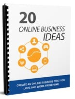 Pay for 20 Online Business Ideas
