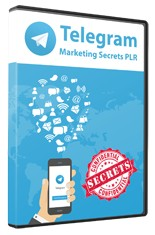 Pay for Telegram Marketing Secrets