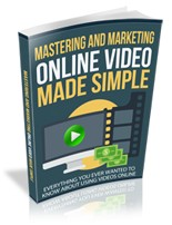 Pay for Marketing Online Video Made Simple