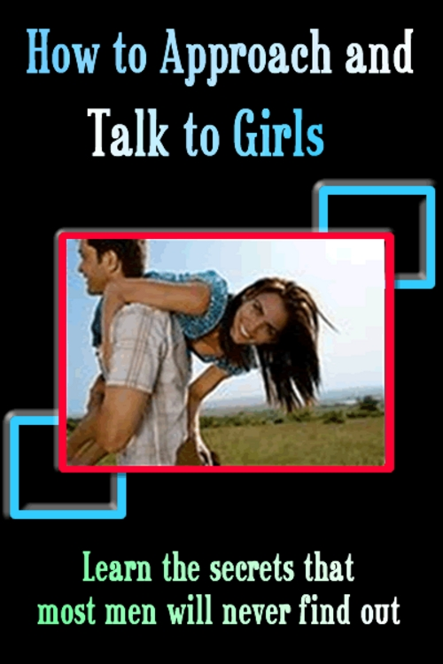 Pay for How to Approach & Talk to Girls