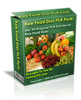 Thumbnail 30 Private Label Articles on Raw Food Diet - with PLR