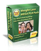 Thumbnail Weight Loss Mega PLR Pak - with PLR
