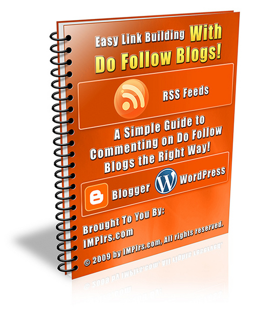 Pay for Easy Link Building with Do Follow Blogs - with PLR