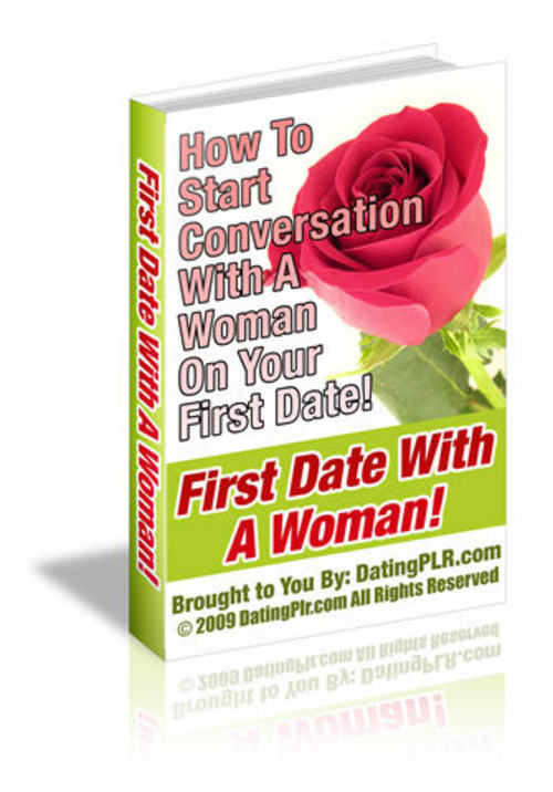 Pay for First Date with a Woman - with PLR