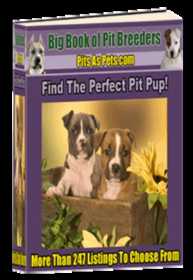 Pay for Pittbull Breeders Directory - Over 240 Kennels & Breeders