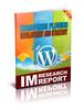 Thumbnail WordPress Plugin Strategy and Development