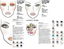 Thumbnail MAC Cosmetics Face Charts