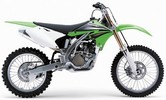Thumbnail Kawasaki KXF 250 MOJAVE Service Repair Manual 1987-2004