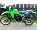 Thumbnail Kawasaki KLR600 Service Manual