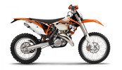 Thumbnail KTM 125 200 250 300 SX MXC EXC Owners Manual