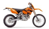 Thumbnail KTM 400-660 LC4 Repair Manual 1998-2005