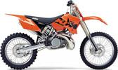 Thumbnail KTM 250 525 SX MXC EXC Racing Engine Repair Manual 2003