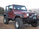 Thumbnail Jeep Wrangler TJ Repair Manual 1997-1999
