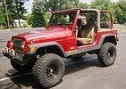 Thumbnail Jeep Wrangler TJ Repair Manual 1997-1999