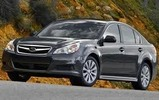 Thumbnail Subaru Legacy and Outback Factory Service Manual 2010