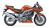 Thumbnail Suzuki SV1000S Service Repair Manual 2003