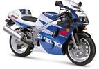 Thumbnail Suzuki GSXR 600 SRAD Factory Service Manual 1997-2000