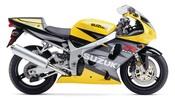 Thumbnail Suzuki GSX-R750 Y-K1-K2 Service Manual 2000-2002