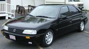 Thumbnail Peugeot 405 Service Manual 1988-1997