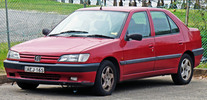 Thumbnail Peugeot 306 Service Manual 1993-1995