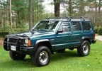 Thumbnail Jeep XJ Factory Service Manual 1994