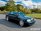 Thumbnail Mercedes-Benz W124 200 200E 230E 260E 300E Owners Manual