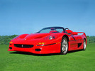 Thumbnail Ferrari F50 USA Owners Manual