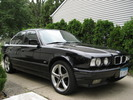 Thumbnail BMW 5 Series 525i,530i,535i Workshop Manual 1989-1995