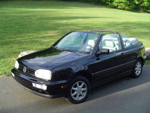 VW CABRIOLET SCIROCCO Service Repair Manual 1985-1993