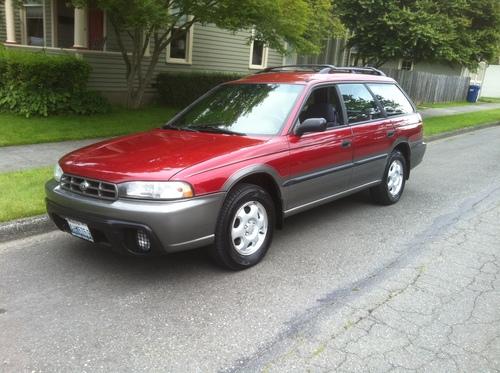 Pay for Subaru Legacy Service Repair Manual 1996