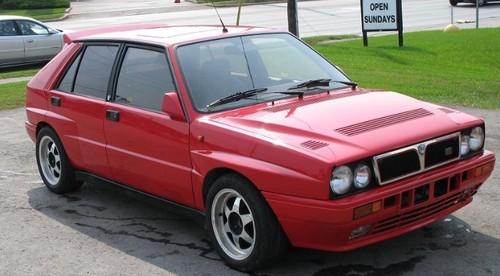 Pay for Lancia Delta Integrale Workshop Manual