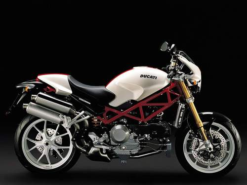 Pay for Ducati Monster S4 R Owners Manual