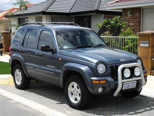 Jeep Liberty Cherokee Kj Repair Manual 2003