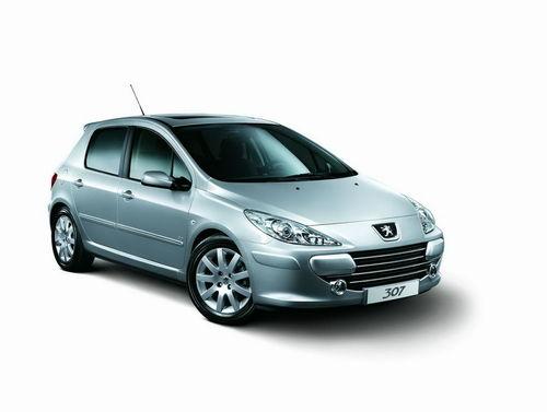 Peugeot 307 Service Repair Manual