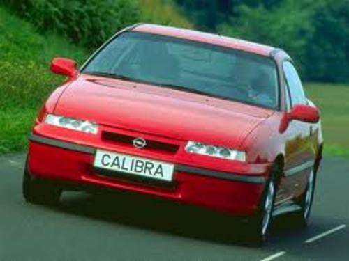 Free Vauxhall, Opel Calibra Service And Repair Manual 1990-1998 Download thumbnail