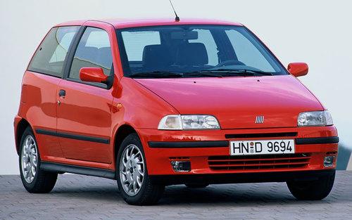 Fiat Punto Mk1 Service Repair Manual