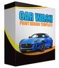Thumbnail Car Wash Print Design Template
