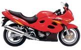 Thumbnail Suzuki GSX600F, GSX750F, GSX750  1998 - 2002 Service Manual