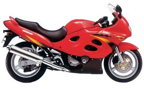 Free Suzuki GSX600F, GSX750F, GSX750  1998 - 2002 Service Manual Download thumbnail