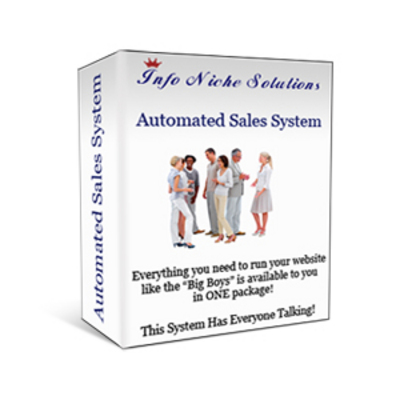 Pay for Automated Sales System