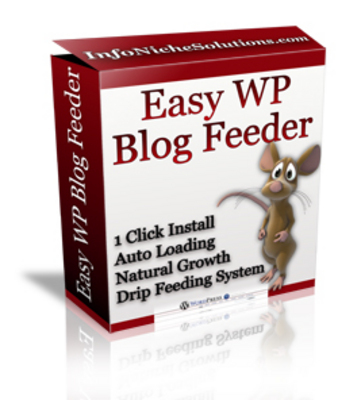 Pay for Easy WP Blog Feeder